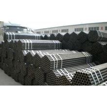 tuyau de fluide en acier soudé pour l'industrie