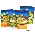 Stand up Dry Fruit Packaging Bag with Zipper