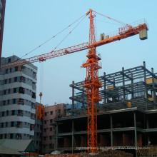 Maquinaria de construcción de grúas torre Qtz 63 Topkit de bajo precio de China