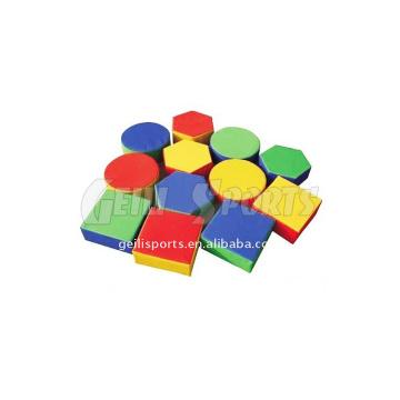 Weiche Bausteine Schaum Kinder Soft Play Spielzeug