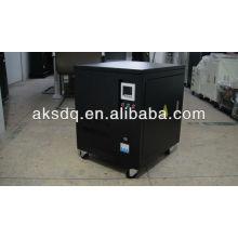 Трансформатор с трехфазным сервоприводом с черным ящиком