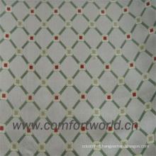 Jacquard Chenille Curtain Fabric