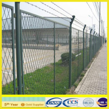 Expanded Metal Grid Mesh for Fence Application