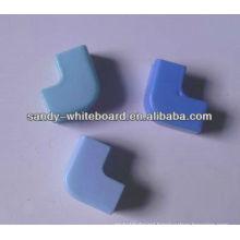 ABS corner for whiteboard white board accessories XD-PJ033