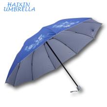 Tamaño estándar del paraguas La fábrica china del paraguas de la lluvia barata de Yiwu de calidad superior más popular del mercado de calidad superior