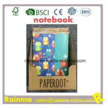 Memo Pad with Nice Design in Display Box Packing