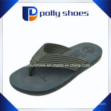 Cushion Gray Black Flip Flop Sandals Mens Nwt New