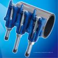 Abrazadera de reparación de banda de hierro dúctil ZR