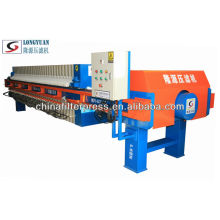 PLC Control Full Automatic Industrial Water Filter