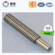 China Lieferant ISO Neue Produkte Standard Edelstahl Keilwellenwelle