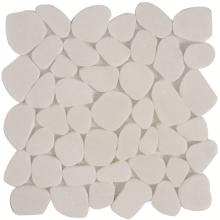 Белый Натуральный камень Строительный камень Мозаика