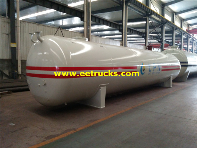 40cbm Propane Aboveground Storage Vessels