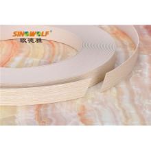 Accesorios para muebles PVC Edge Banding VENTA CALIENTE