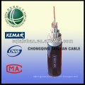 State Grid 450/750V 37*1.5mm2 Low Voltage Shielded Power Control Cable