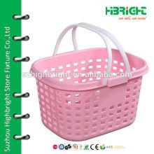 bathroom plastic basket for shampoo