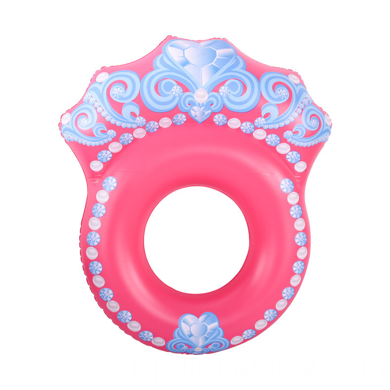 inflatable diamond ring