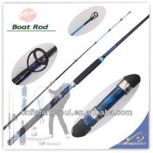 BTR080 wholesale fishing tackle fishing equipment shandong nano fishing boat rod
