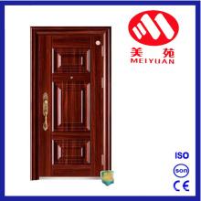 Top Quality Luxury 90 mm Villa Steel Security Door Design