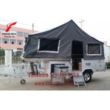 Forward folding hard floor camper trailer HFC12 (2014 New)