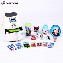 3D mini vacuum heat press machine, ST-1520 sublimation printer made in china