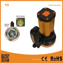 Y2 USB Charging Hand Held COB LED Hunting Camping Lantern
