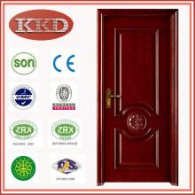 Luxus Holz Tür MD - 506L für Gebrauch innen Schlafzimmer