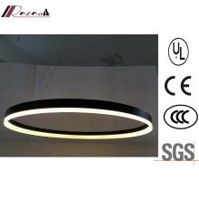 Guzhen LED Lighting Acrylic Metal LED Round Pendant Light