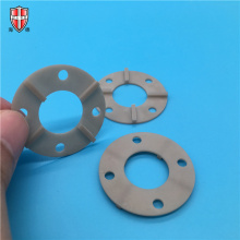 plaque d'anneau de dissipateur de chaleur en céramique d'alumine industrielle AIN