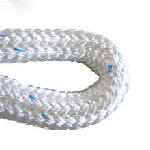 Corde tressée double en polyester / tressée