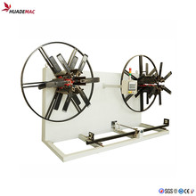 SIngle Double Disk Coil Winder
