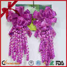 Star Bow Gift Decoration and Curling Ribbon Bow for Wedding