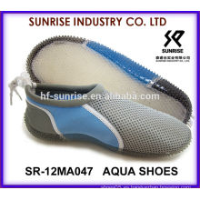 SR-14WA047 zapatos de playa para el agua de agua zapatos de plástico zapatos de agua zapatos de agua surf zapatos