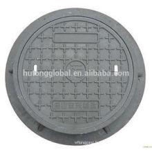 Couvercles de trous d'homme en fonte ductile standard EN124