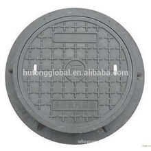 Ductile Iron Manhole Covers standard EN124