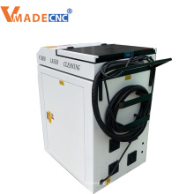 Metal Fiber Laser Cleaning Machine for Rust Paint Stain Removal  100w 200w 300W