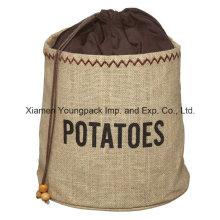 Kitchen Craft Preserving Potato Vegetable Onion Storage Jute Sack Bag