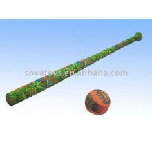 Bastão de beisebol de brinquedo ao ar livre