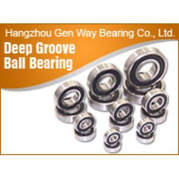 Deep Groove Ball Bearing (6000 ZZ RS OPEN)