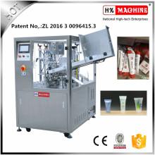 Reach Chemicals Honey Dispenser Liquid Packing Machine Máquina de llenado y sellado de tubos