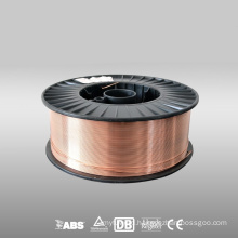High quality copper cored co2 mig mag welding wire