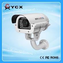 2.0 MP 1080P AHD IR imperméable à l'eau caméra caméra voiture plaque licence caméra cctv