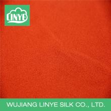 Tecido de vestuário de poliéster / tecido anti-pilling para vestido