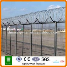 Barb Wire Razor Wire Gefängnis Zaun