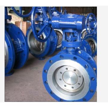 worm gear turbine drive 7600 butterfly valve