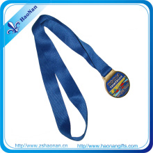 Design Your Own Logo Custom Metal Crafts Medal Ribbon