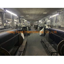 36 Sets Vamatex P401s-190cm, Year 1997, Used Automatic Shutless Rapier Loom with Fimtextile HP700 Dobby, Running Condition