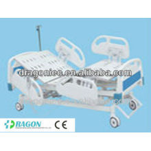 DW-BD014 3 lits médicaux électriques de fonctions pour des meubles d'hôpital