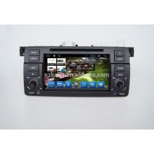 1 din 7 '' Android Auto DVD-Player Navigator für BMW E46 mit Radio