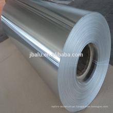 China atacado liga 1060 O tempero da folha de alumínio preço da bobina