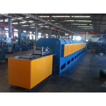 Roller Supporting Mesh Belt sintering furnace
